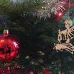 Vánoční ozdoba (anděl)